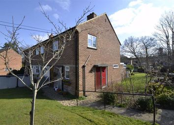 Thumbnail 2 bed flat for sale in Tile Barn Row, Woolton Hill, Berkshire