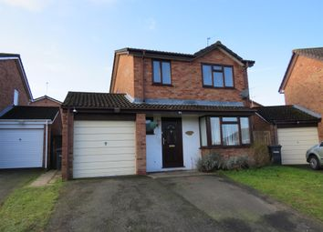 Thumbnail 3 bed detached house for sale in Chaffinch Drive, Kidderminster