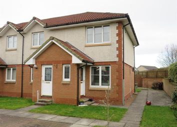 Thumbnail 2 bedroom flat for sale in Dr Campbell Avenue, Cowie, Stirling