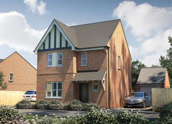 "Thumbnail 3 bedroom detached house for sale in ""The Whitfield"" at Pershore Road, Evesham"