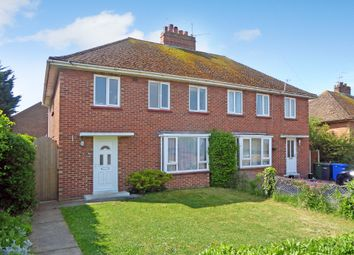 Thumbnail 3 bed semi-detached house for sale in Rigbourne Hill, Beccles