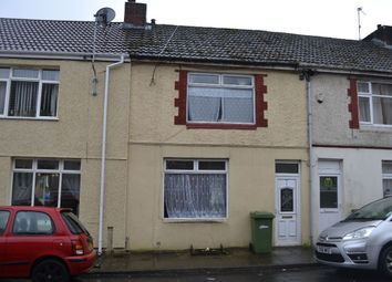 Thumbnail 3 bed terraced house for sale in Greenfield Terrace, Argoed, Blackwood