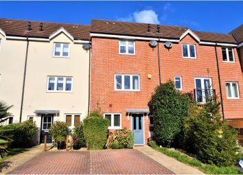 Thumbnail 4 bed town house for sale in Skippetts Gardens, Basingstoke