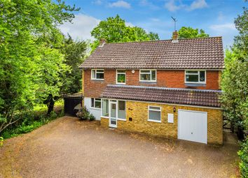 Thumbnail 4 bed detached house for sale in Russells Crescent, Horley, Surrey