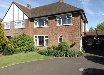 Thumbnail 3 bedroom semi-detached house for sale in Aberdale Gardens, Potters Bar, Hertfordshire