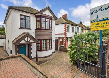 3 bed detached house for sale in Old Road East, Gravesend, Kent DA12