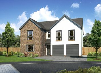 "Thumbnail 5 bedroom detached house for sale in ""Malborough"" at Kingswells, Aberdeen"