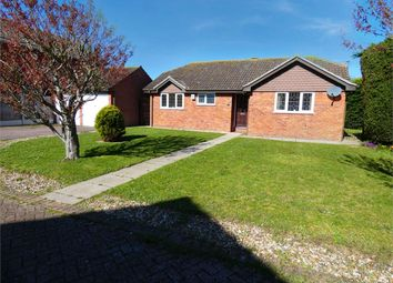 Thumbnail 3 bed detached bungalow for sale in Poynter Place, Kirby Cross, Frinton-On-Sea, Essex
