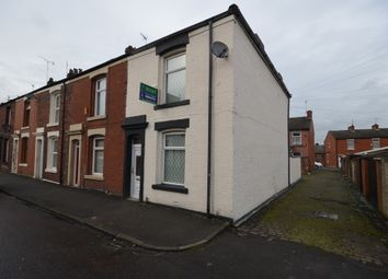 Thumbnail 2 bed end terrace house to rent in St. Georges Avenue, Blackburn