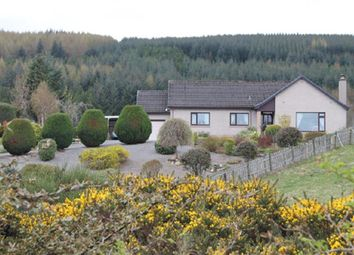 Thumbnail 3 bed detached bungalow for sale in Longmorn, Elgin