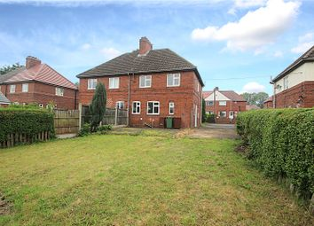 Thumbnail 3 bed semi-detached house for sale in East Avenue, South Elmsall, Pontefract
