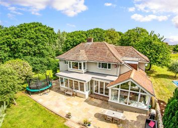 4 bed detached house for sale in South Baddesley Road, Lymington, Hampshire SO41