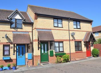 Thumbnail 2 bed terraced house for sale in Coalport Close, Harlow
