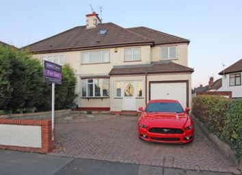 Thumbnail 4 bed semi-detached house for sale in Finchfield Lane, Finchfield, Wolverhampton