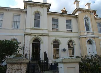 Thumbnail 2 bed flat to rent in Castle Road, Torquay