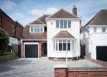 Thumbnail 3 bed detached house for sale in Tamworth Road, Sutton Coldfield