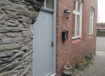 Thumbnail 2 bed flat to rent in The Square, Corwen