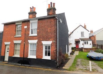 Thumbnail 2 bed semi-detached house to rent in West Street, Wivenhoe, Colchester