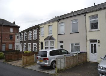 Thumbnail 2 bed terraced house to rent in High Street, Griffithstown, Pontypool