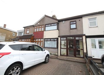 Thumbnail 3 bed terraced house to rent in South End Road, Rainham, Havering, Essex