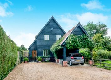 Thumbnail 3 bed detached house for sale in The Street, North Lopham, Diss