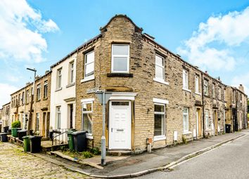 Thumbnail 1 bed terraced house for sale in Oakes Road, Lindley, Huddersfield