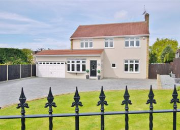 Thumbnail 4 bed detached house for sale in Great Lawn, Ongar, Essex