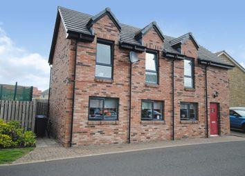 Thumbnail 3 bed detached house for sale in Pointpark Crescent, Uddingston, Glasgow