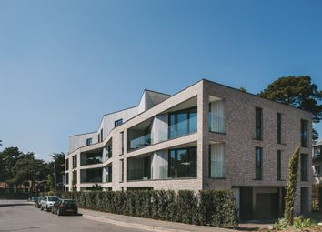 Thumbnail 2 bed flat for sale in Flaghead Road, Canford Cliffs, Poole, Dorset