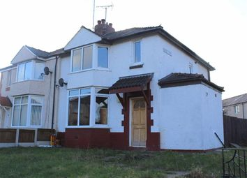 Thumbnail 3 bed semi-detached house for sale in Moira Crescent, Ribbleton, Preston