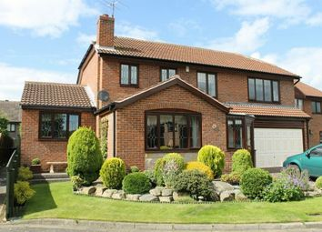 Thumbnail 4 bed detached house for sale in Redwing Rising, Galley Hill, Guisborough