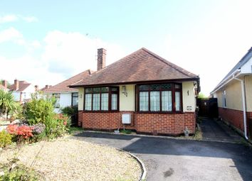 Thumbnail 2 bed detached bungalow for sale in Woodlands Avenue, Hamworthy, Poole