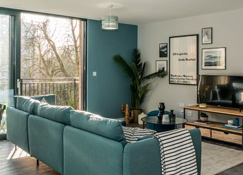 Thumbnail 2 bed flat for sale in 34 The Waldrons, Croydon
