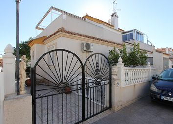 Thumbnail 3 bed town house for sale in Aguas Nuevas, Torrevieja, Alicante, Valencia, Spain