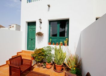 Thumbnail 4 bed end terrace house for sale in Uga, Yaiza, Lanzarote, Canary Islands, Spain