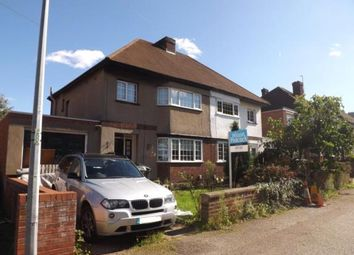 Thumbnail 3 bed semi-detached house for sale in The Avenue, Biggleswade, Bedfordshire