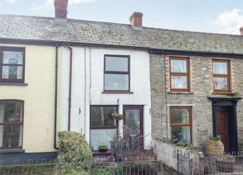 Thumbnail 2 bed terraced house for sale in Bronllys Road, Talgarth, Brecon, Powys