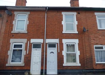 Thumbnail 2 bed terraced house to rent in Hoult Street, Derby