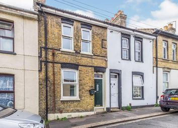 Thumbnail 2 bed terraced house for sale in Wykeham Street, Strood, Rochester, Kent