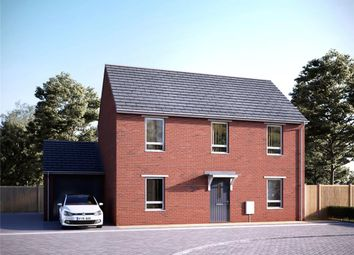 Thumbnail 3 bed end terrace house for sale in Tithe Barn, Tithe Barn Link Road, Monkerton, Exeter