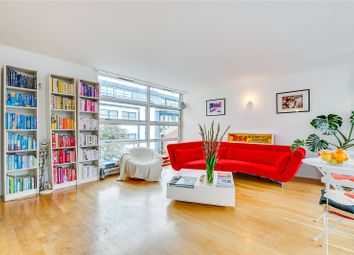 Thumbnail 2 bed flat for sale in Marina One, 10 New Wharf Road, London