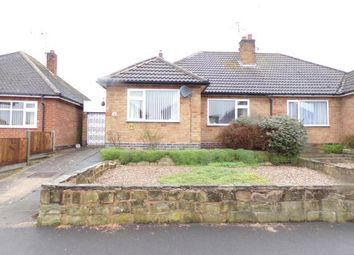 Thumbnail 2 bed bungalow for sale in Leybury Way, Scraptoft, Leicester, Leicestershire