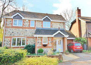 Thumbnail 3 bed detached house for sale in Ironbridge Crescent, Park Gate, Southampton
