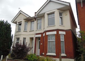 Thumbnail 4 bed property to rent in Somerley Road, Winton, Bournemouth