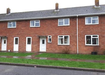 Thumbnail 3 bedroom terraced house to rent in Yeo Road, Chivenor, Barnstaple