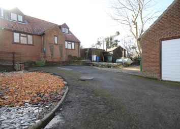 Thumbnail 3 bed detached house for sale in Cowton Lane, Reighton, Filey