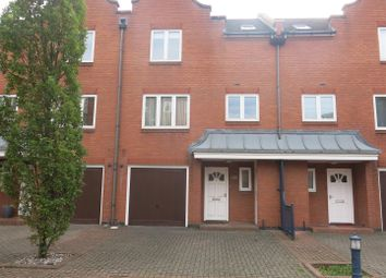 Thumbnail 3 bed town house for sale in Symphony Court, Edgbaston, Birmingham