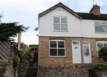 3 bed end terrace house for sale in Church Street, Matlock DE4