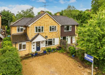 Thumbnail 4 bed semi-detached house for sale in Kiln Lane, Lower Bourne, Farnham