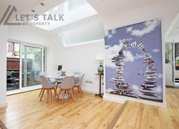 Thumbnail 4 bed terraced house to rent in Burdett Mews, Bayswater
